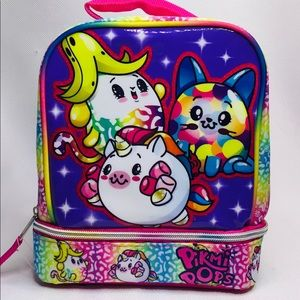 NEW Pikmi Pops Surprise kids lunch bag